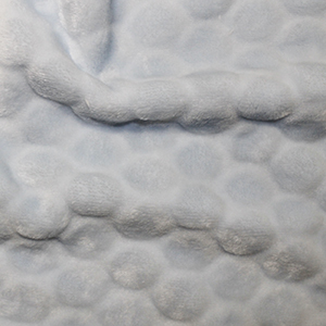 bubble fleece