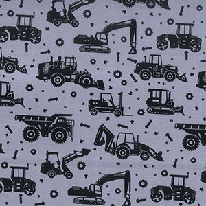 diggers fabric
