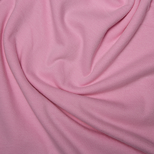 plain jersey pink cotton
