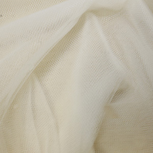 ivory tulle soft net