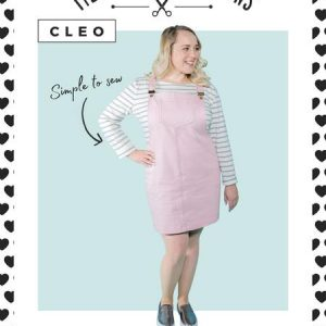 tilly cleo paper pattern