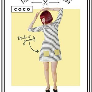 tilly coco paper pattern