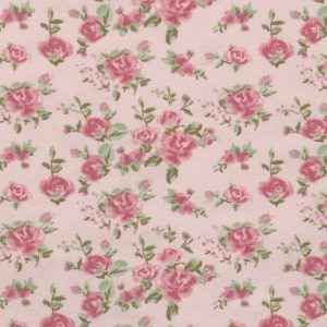 rose bud fraqrant fabric