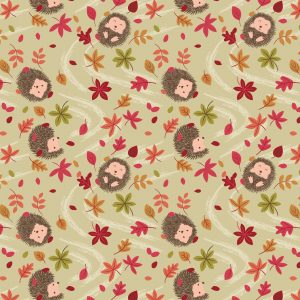 hedgehog jersey fabric