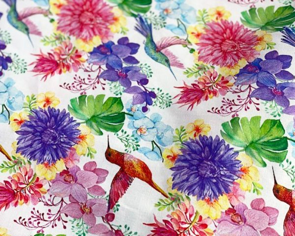littlejohnny tropical paradise cotton